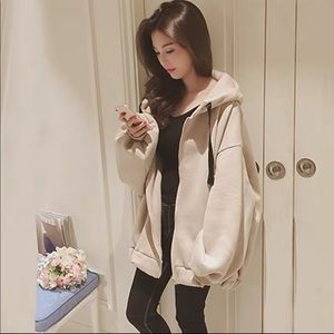 A cute oversized jacket